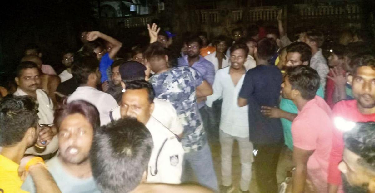 बुरहानपुर: शराब के पैसे नहीं देने पर हुआ विवाद