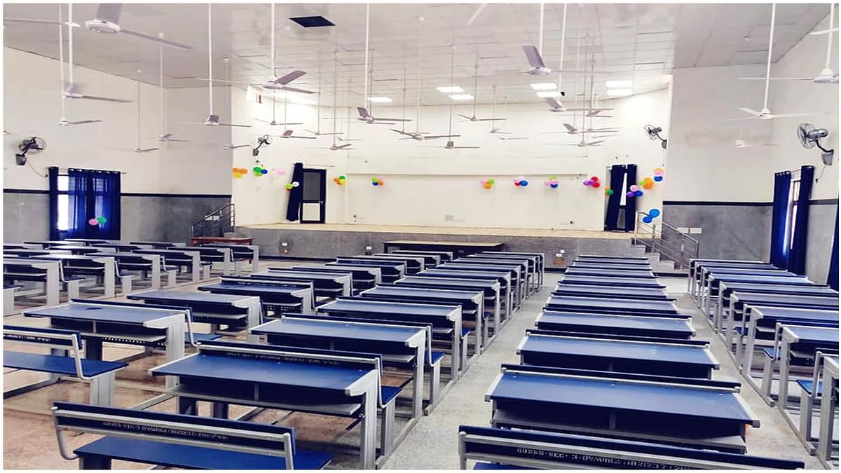 Interiors of School
