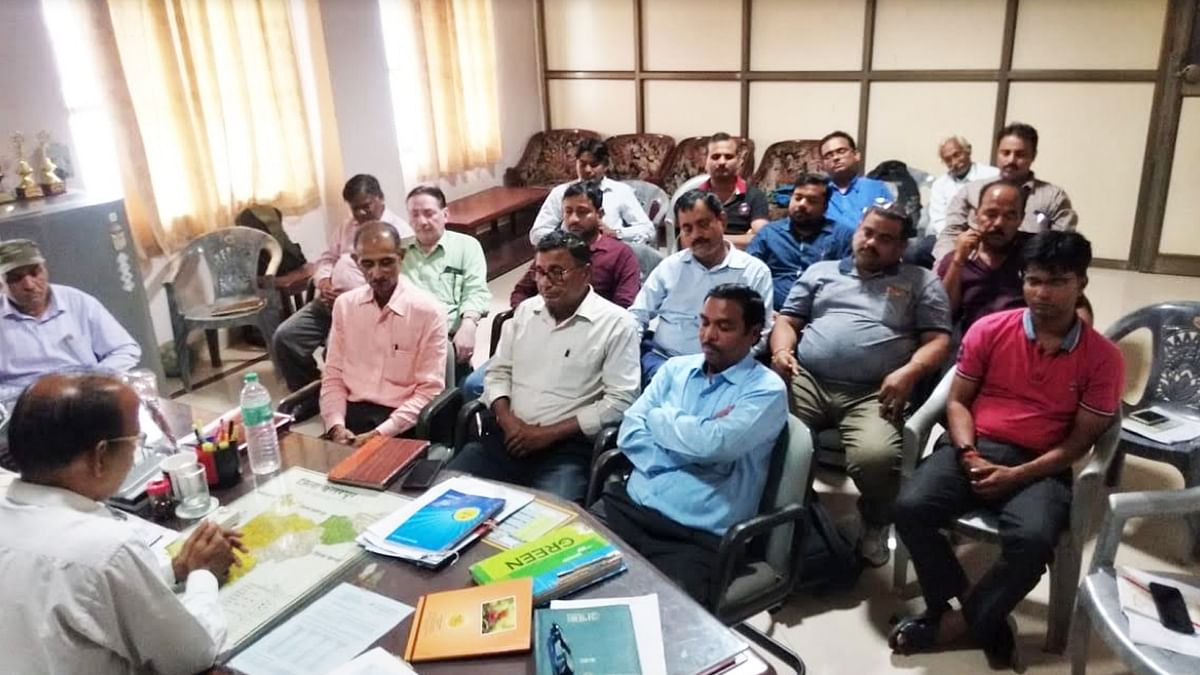 छतरपुर:जिले में विश्व आत्महत्या निषेध दिवस कार्यक्रम सम्पन्न