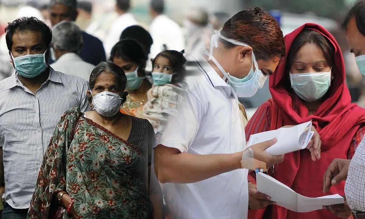 रतलाम : एक बार फिर घातक बीमारी 'स्वाइन फ्लू' ने दी दस्तक