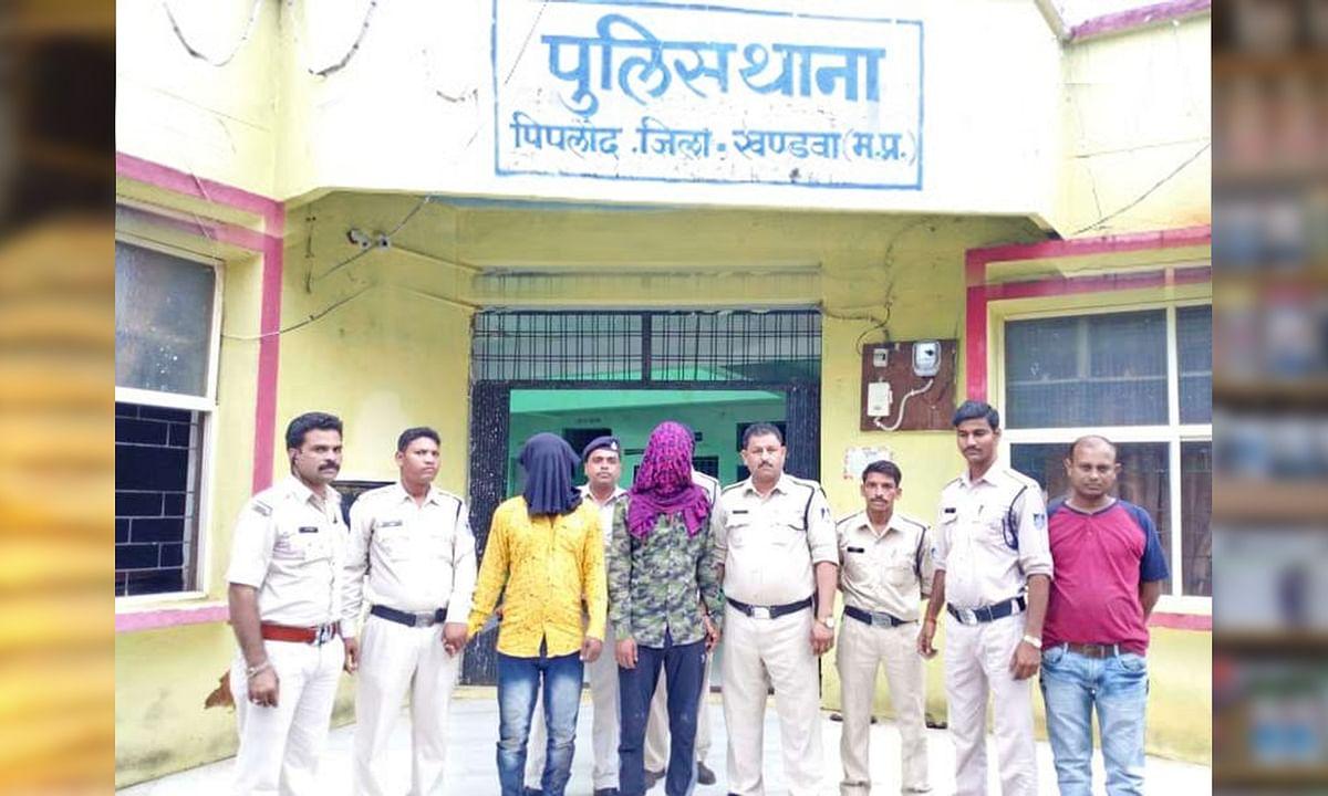 खंडवा : कृषि की दुकान में 90 हजार रुपए की चोरी, आरोपी गिरफ्तार
