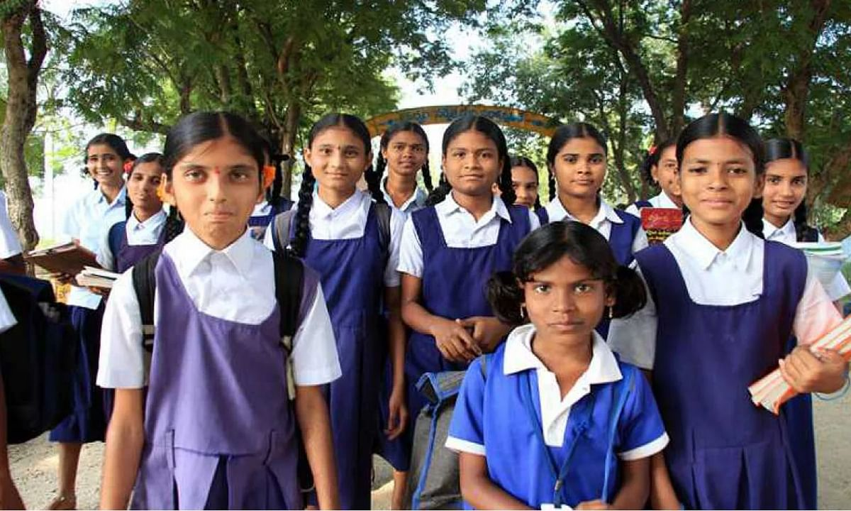 मध्य प्रदेश: 'स्कूल ड्राप' करने वाली छात्राओं की संख्या 3 साल में हुई दोगुनी