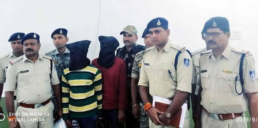 शिवपुरी पुलिस की बड़ी कार्यवाही