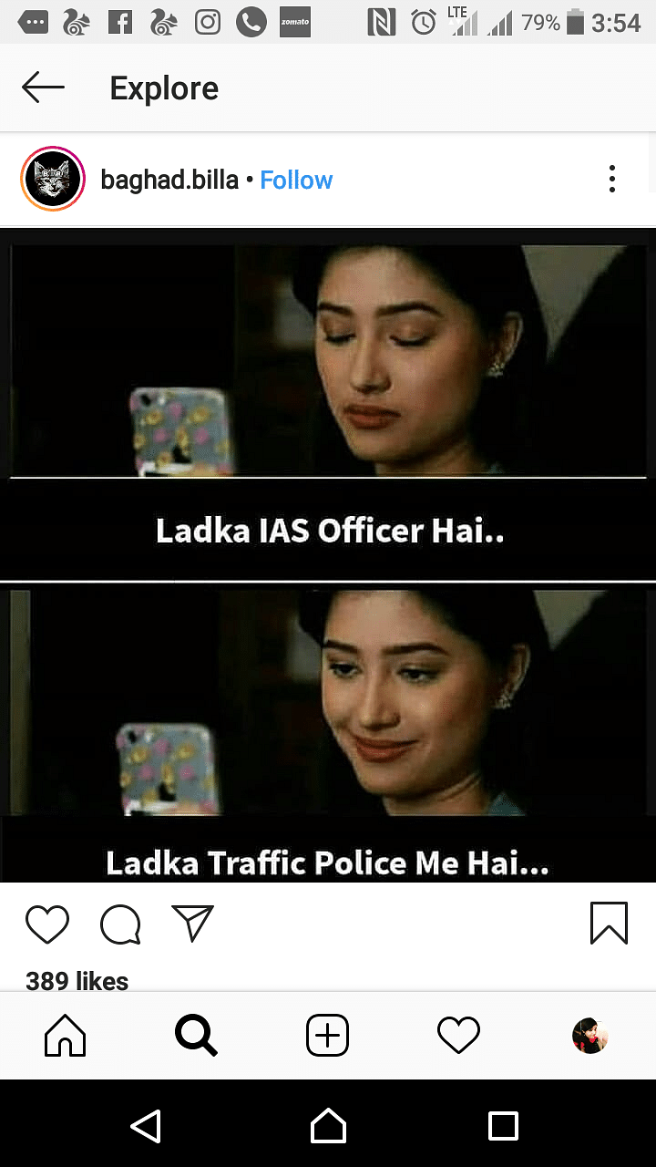 Instagram, Baghad.billa