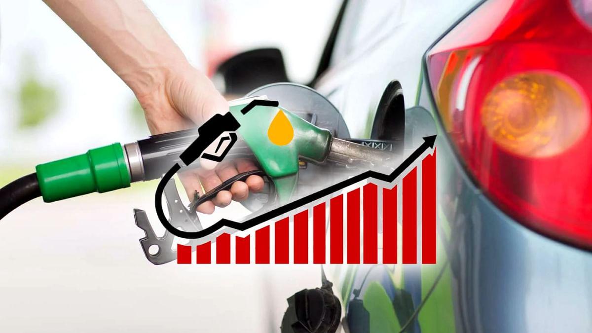 Petrol-Diesel Price Hike : लगातार तीसरे दिन पेट्रोल और डीजल में उबाल