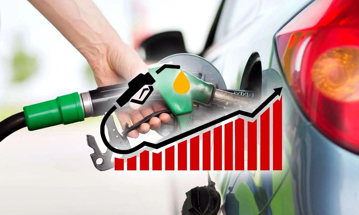 लगातार दूसरे दिन बढ़ीं पेट्रोल-डीजल की कीमतें