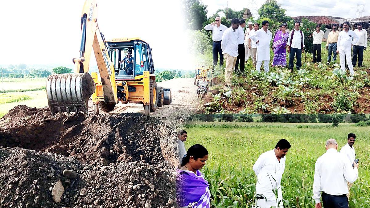 छिंदवाड़ा: बीच रास्ते ग्रामीणों ने घेरा मंत्री महोदय को