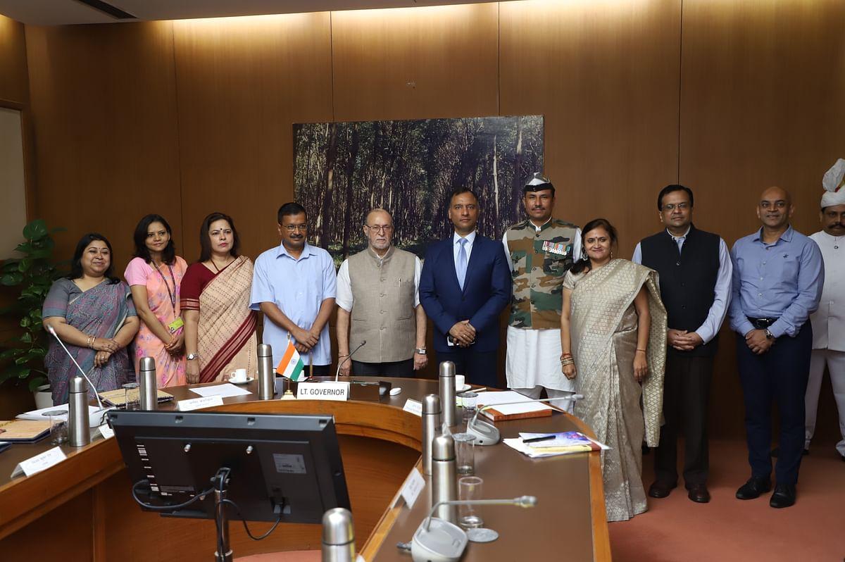 नई दिल्लीः नगरपालिका परिषद NDMC का हुआ पुर्नगठन