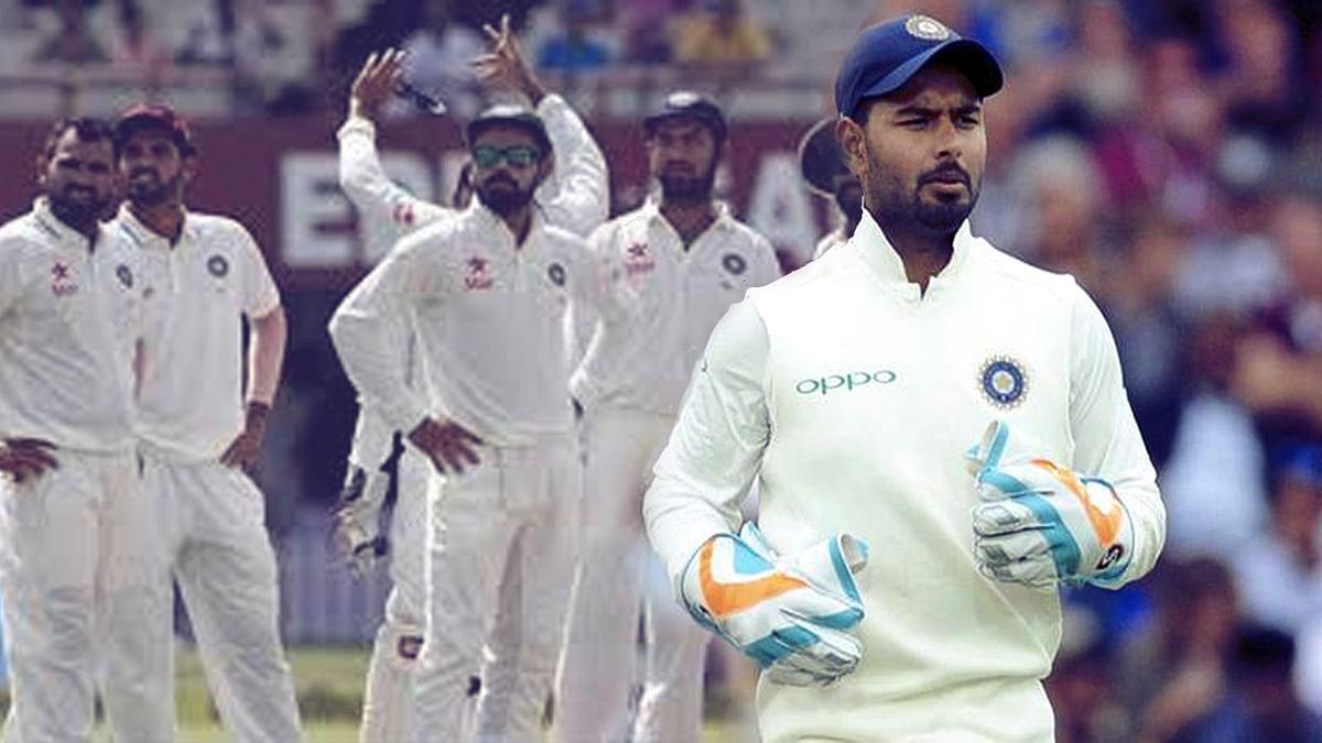 ऋषभ पंत के बाद अब कौन होगा टेस्ट मैच में शामिल