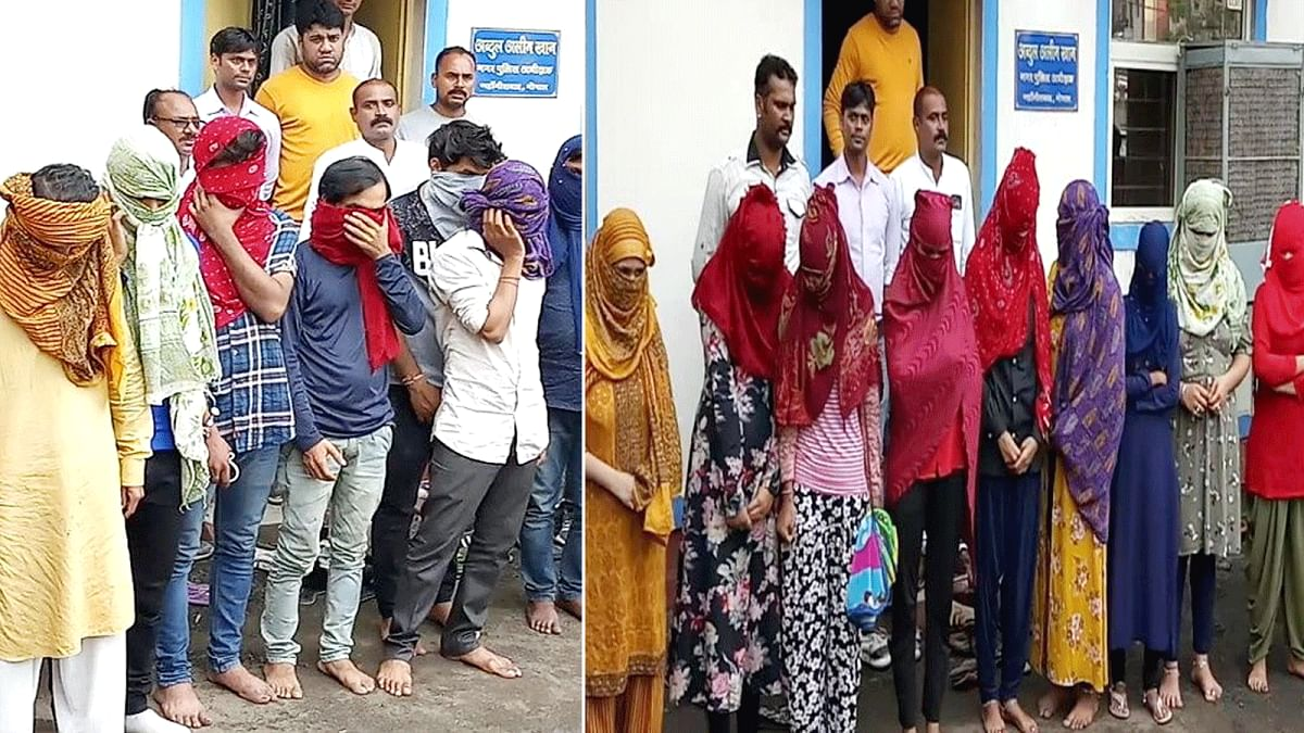 Bhopal Sex Racket Busted
