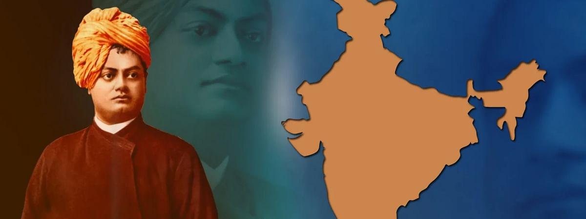 भारतीयता के ध्वजवाहक स्वामी विवेकानंद