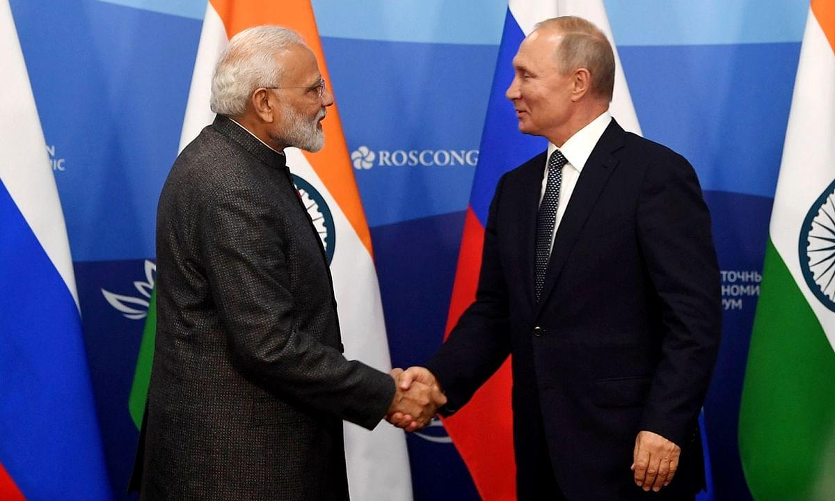 रूस से मजबूत होते भारत के रिश्ते