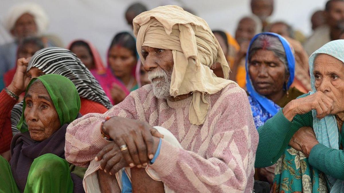बुजुर्गों की आबादी