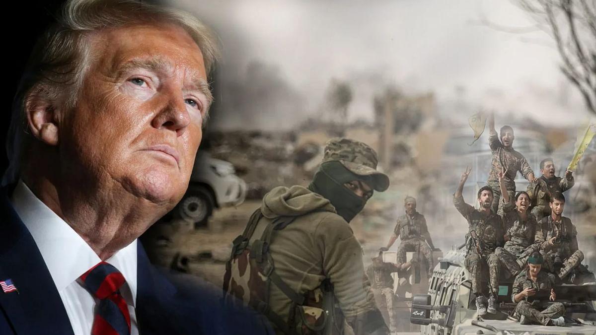 अमेरिका ने अफगान सैनिकों को लड़ने के लिए रिश्वत की तरह दिया भरपूर धन : ट्रंप