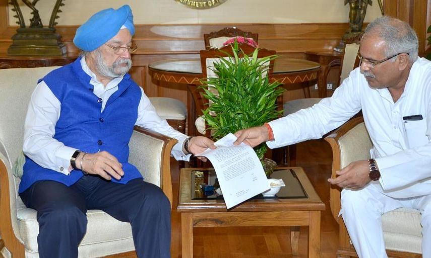 छत्तीसगढ़ सीएम का प्लान-रायपुर में बनेगा देश का 'एविएशन हब'