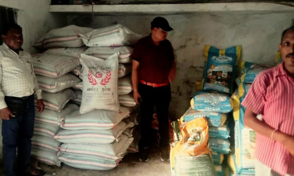 धार: कृषि विभाग ने की नकली जैविक खाद को लेकर एक और बड़ी कार्यवाही