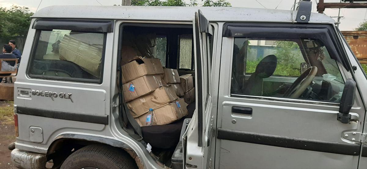 खण्डवा: अवैध शराब के आरोपियों को पकड़ने में नाकाम रही पुलिस