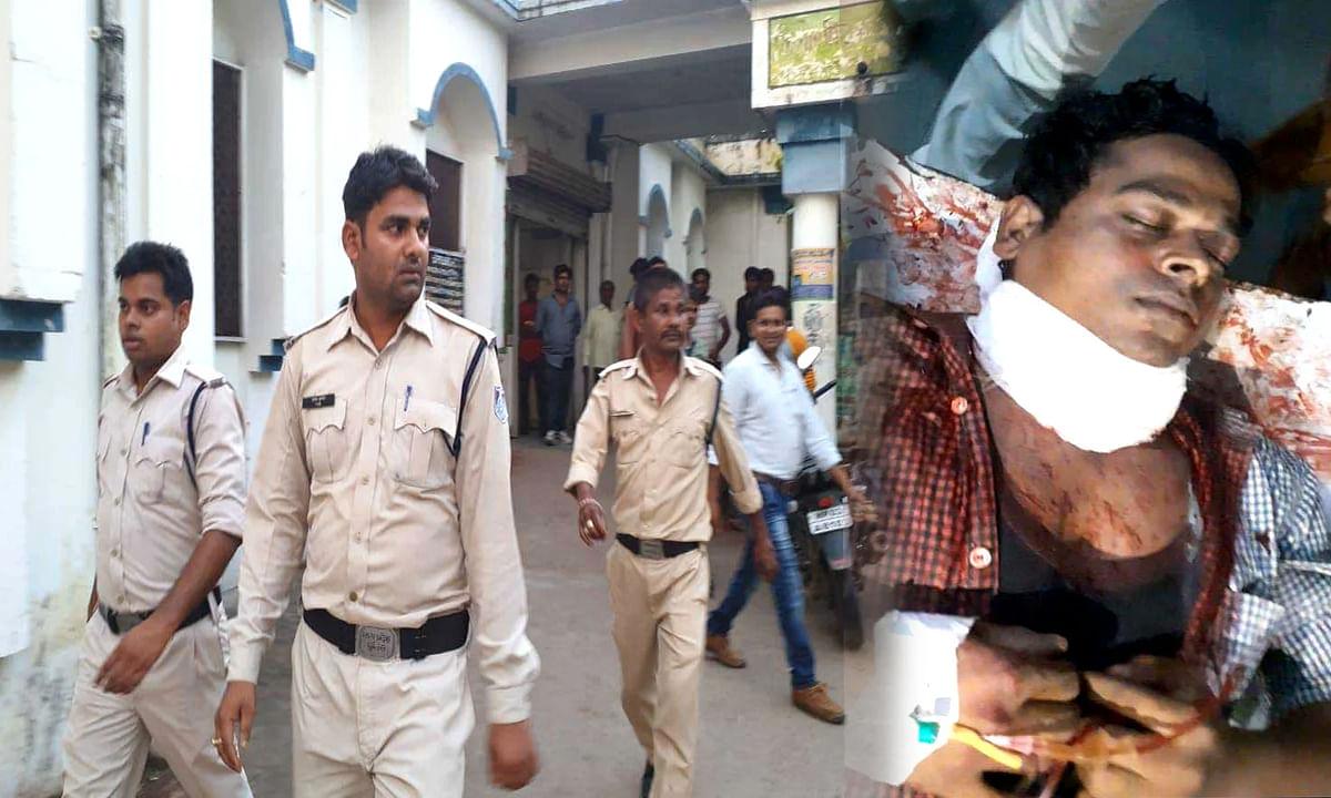 छतरपुर: रेप के आरोप की सजा सुन आरोपी ने काटा खुद का ही गला