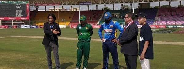 सालों बाद पाकिस्तान में इंटरनेशनल क्रिकेट का पहला मुकाबला