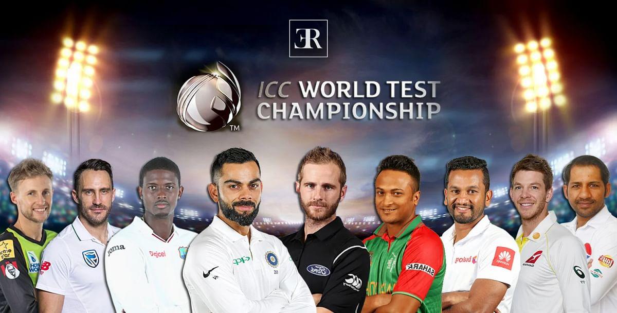 जानिए क्या है ICC वर्ल्ड टेस्ट चैंपियनशिप और कौन इस वक्त टॉप पर