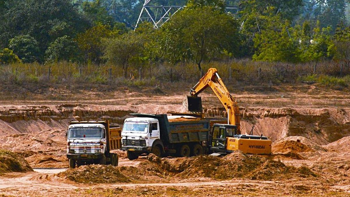 शहडोल: राज एक्सप्रेस की खबर के बाद अवैध रेत उत्खनन पर प्रशासन सख्त