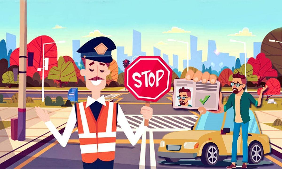 ट्रैफिक नियमों को न मानने वाले हो जाएं सावधान