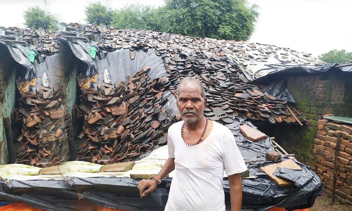 हरदा: टिमरनी और खिरकिया में बाढ़ पीड़ितों के हालात खराब