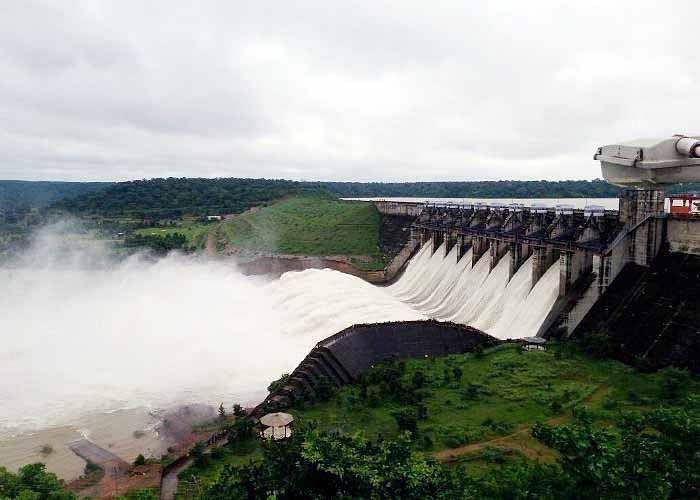 शिवपुरी जिले में बारिश की भरमार