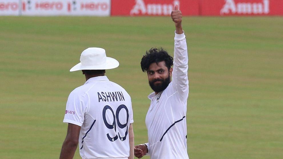 Ravindra Jadeja टेस्ट मैच