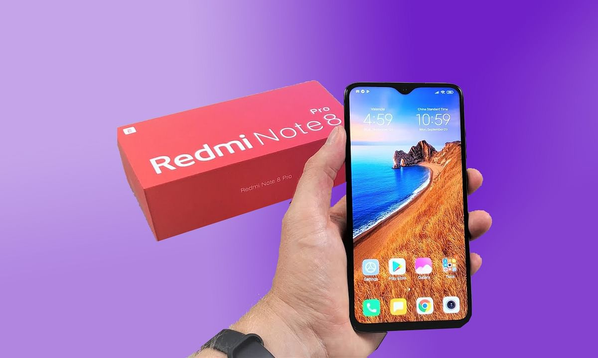 आज ही भारतीय बाजार में लांच हुआ नया Redmi Note 8 Pro
