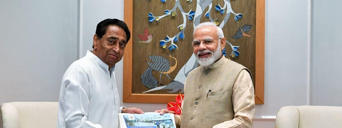 Narendra Modi-Kamal Nath