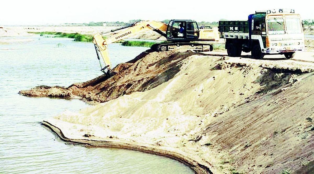मध्यप्रदेश में जल्द ख़त्म होगी रेत आपूर्ति की समस्या