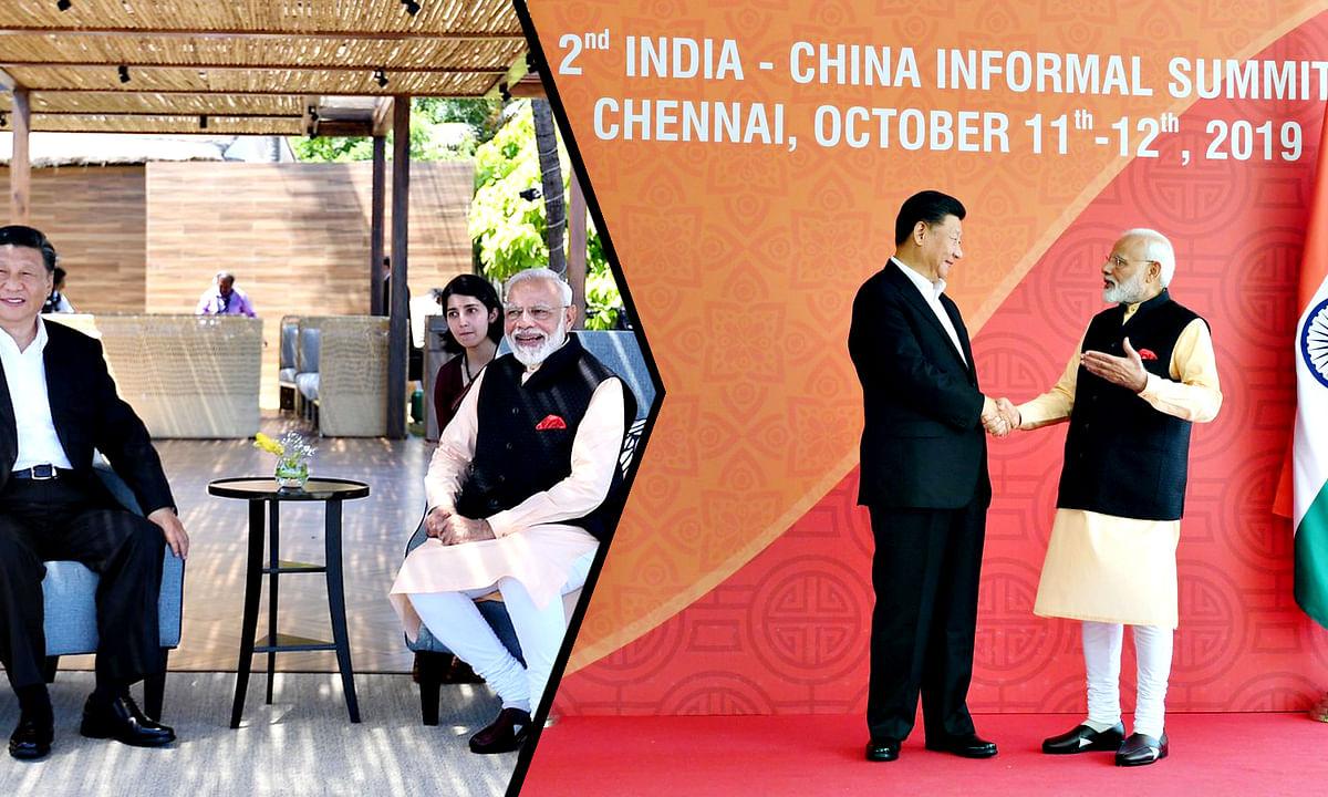 चीन-भारत की दोस्ती का नया कनेक्शन, एक-दूसरे को दिए खास तोहफेे