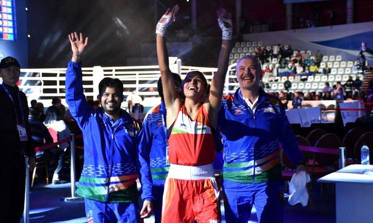 भारत का टूर्नामेंट में चौथा मेडल-मंजू रानी को मिला 'रजत'