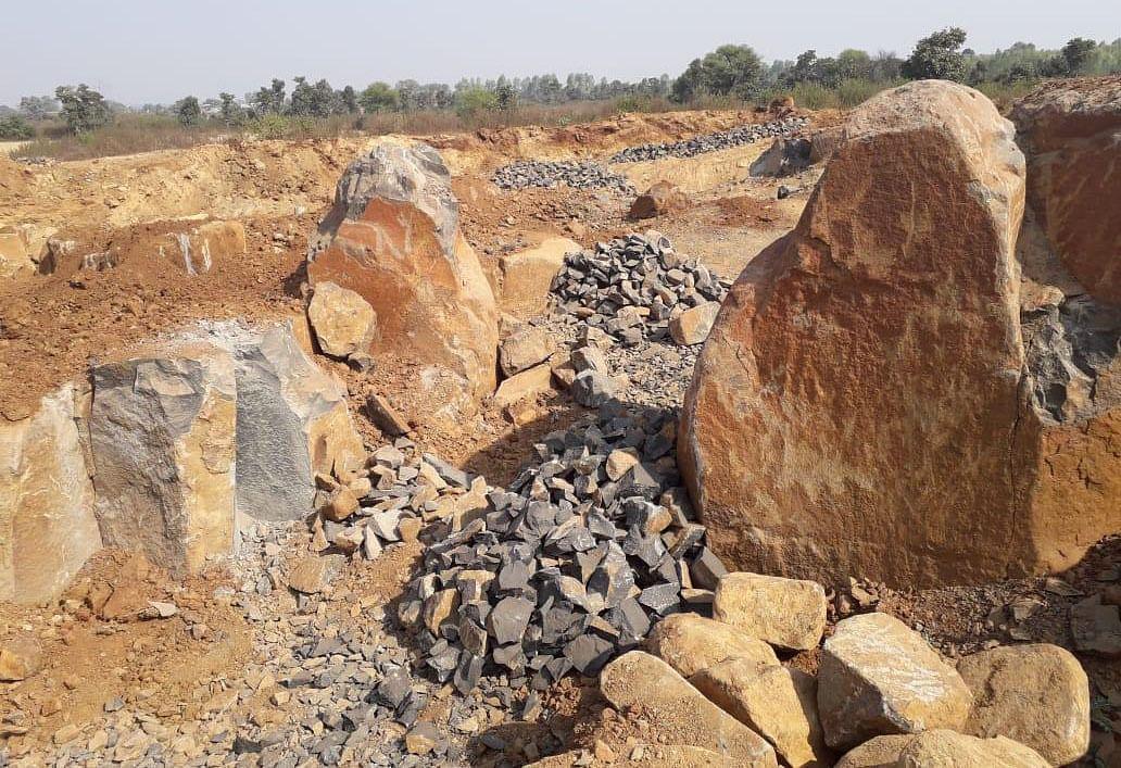 शहडोलः पीसीबी ने पत्थर खदानों को किया नोटिस जारी
