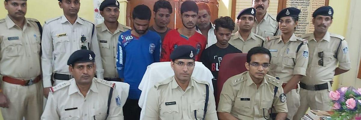 जावराः पुलिस ने युवक की मौत का किया खुलासा, आरोपी गिरफ्तार