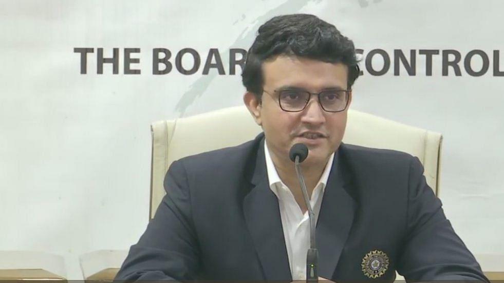 रणजी ट्राफी कराने को प्रतिबद्ध हैं बीसीसीआई बॉस गांगुली