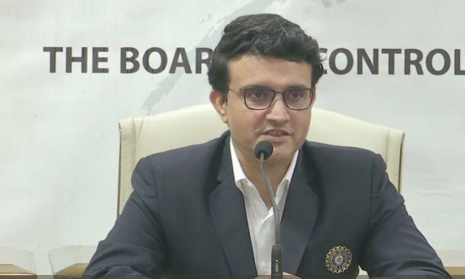 BCCI अध्यक्ष बनते ही गांगुली ने की इन मुद्दों पर चर्चा