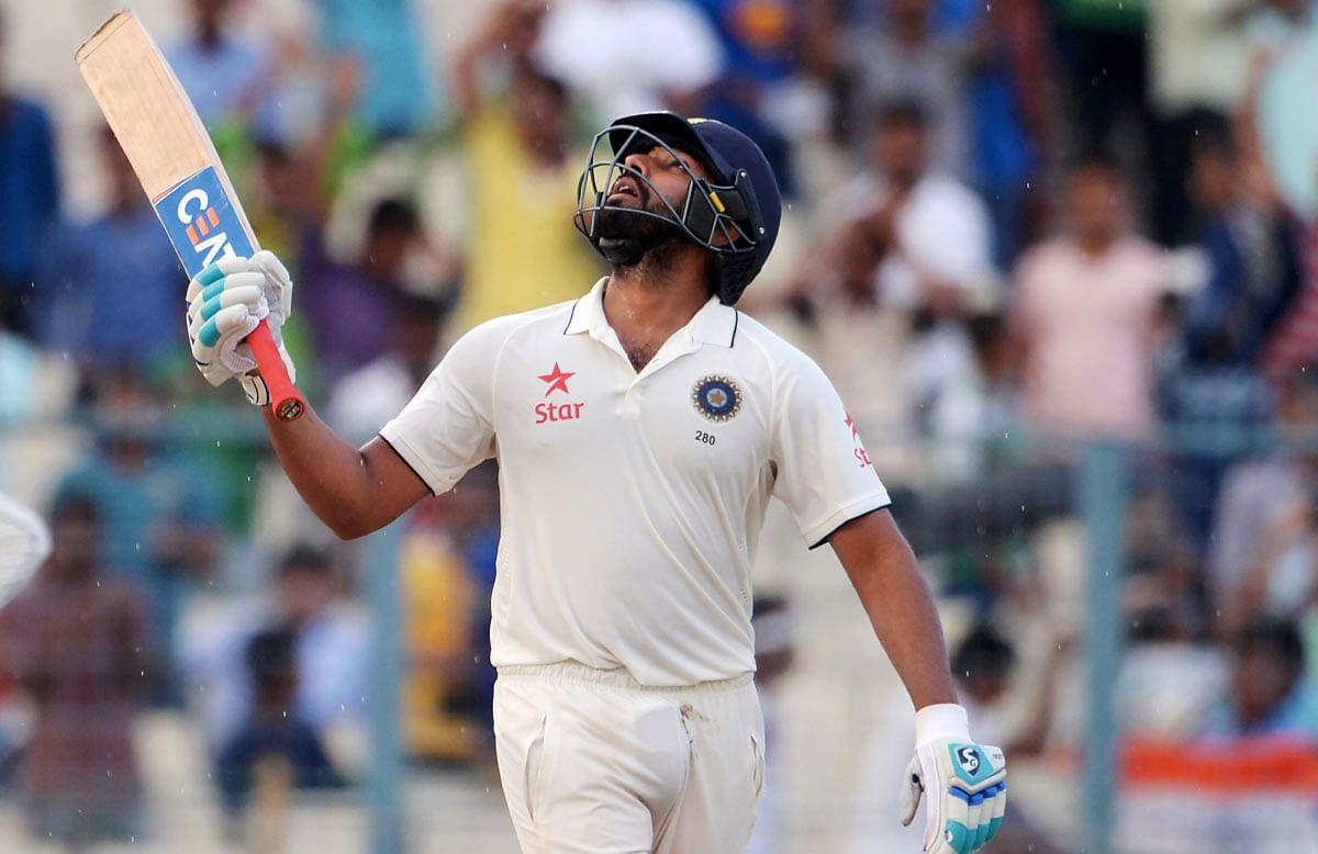 रोहित बने मैन ऑफ द मैच