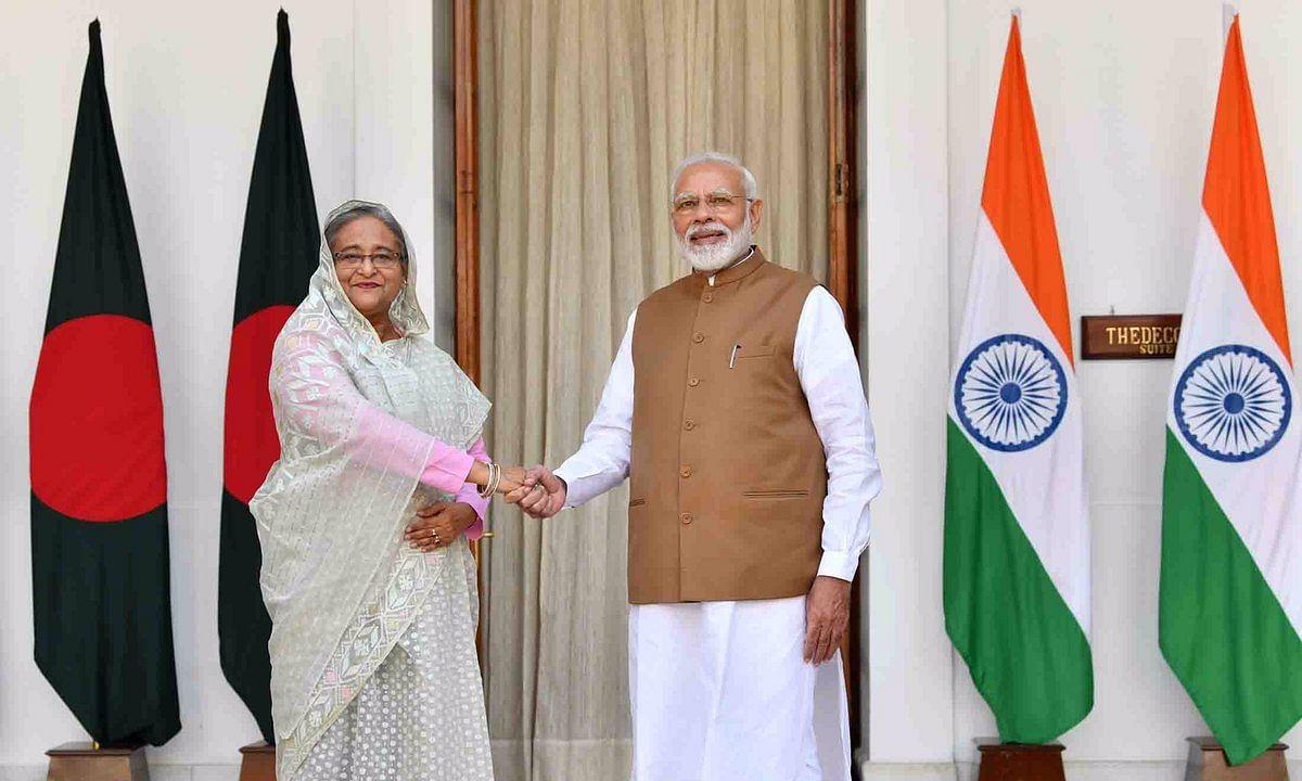 भारत-बांग्लादेश के बीच हुए महत्वपूर्ण समझौते