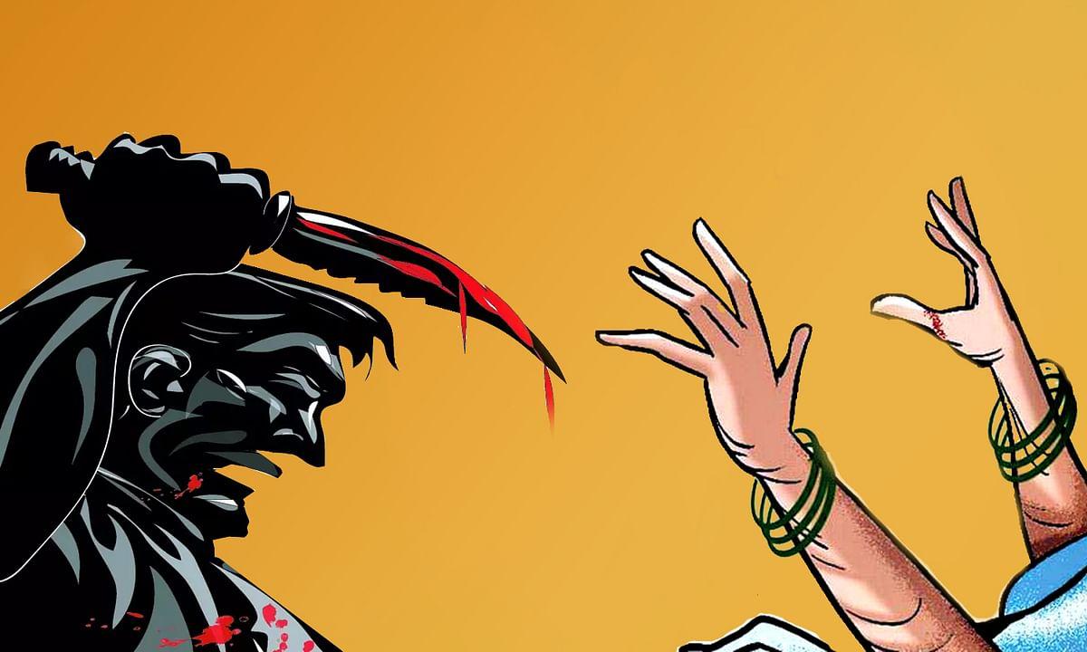 राजगढ़: मोबाइल नहींं दिलाने पर बेटे ने की माँ की हत्या
