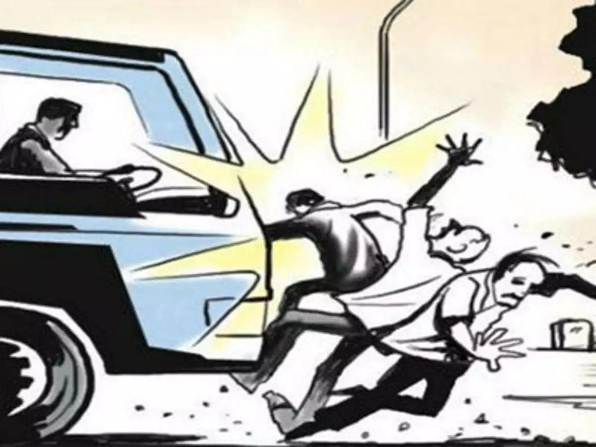 भोपालः सड़क हादसे में महिला की मौत, आरोपी ड्राइवर गिरफ्तार