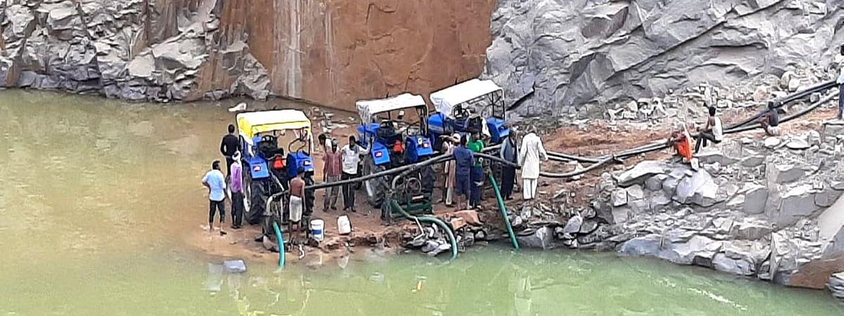 Children Died Luvkushanagar, Chhatarpur
