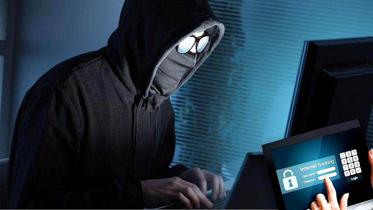 Net Banking ID Hackers