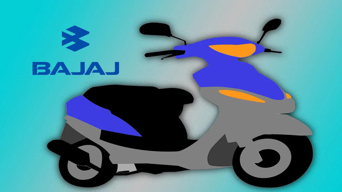 Bajaj E-Scooter