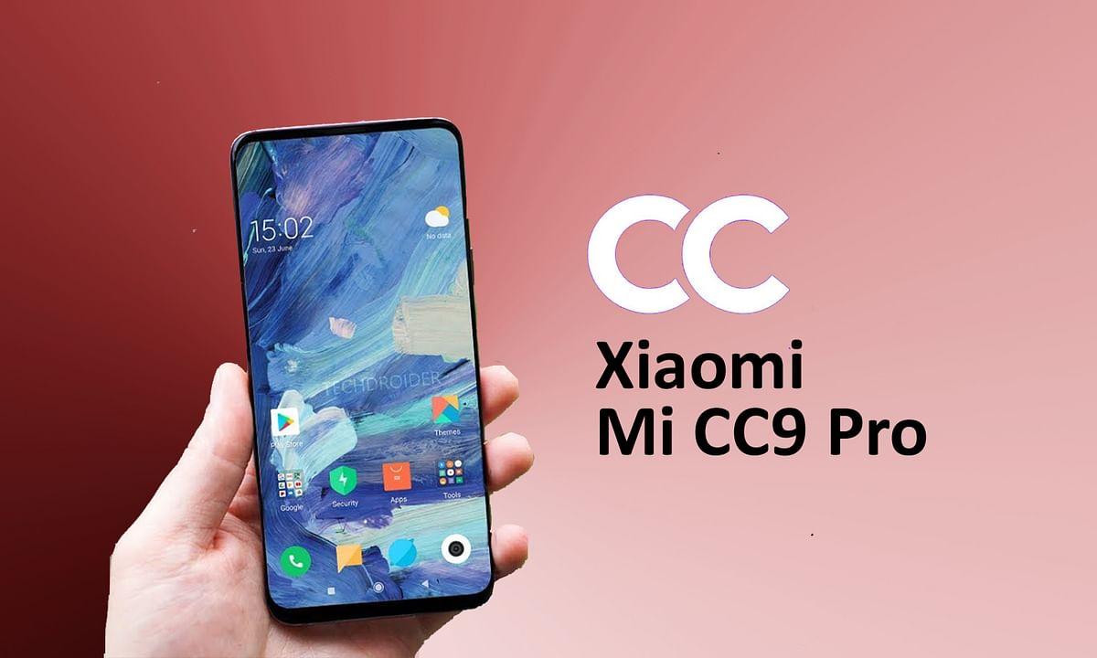 जल्द लांच होगा नया Xiaomi Mi CC9 Pro स्मार्टफोन
