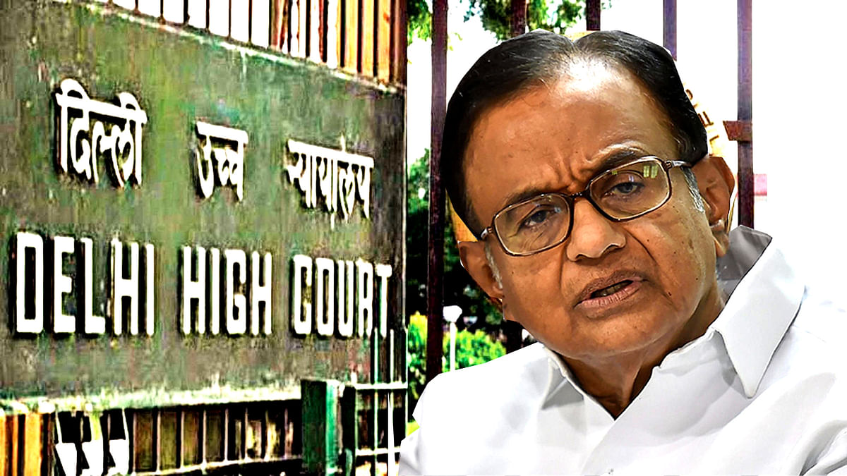 P Chidambaram High Court Hearing Update