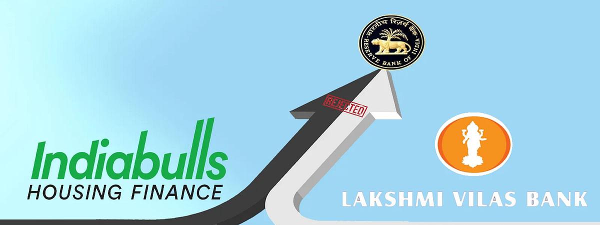 Laskhmi Vilas Bank-Indiabulls Merge