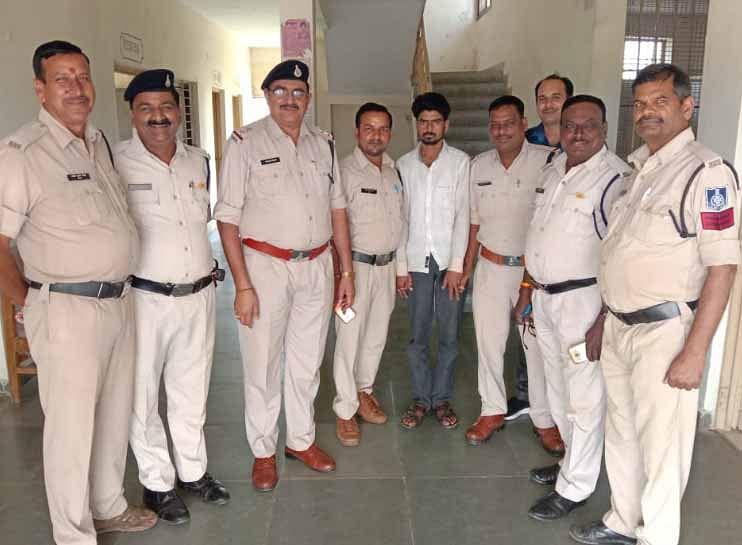 शिवपुरीः पुलिस ने अंधे कत्ल का किया पर्दाफाश, आरोपी गिरफ्तार
