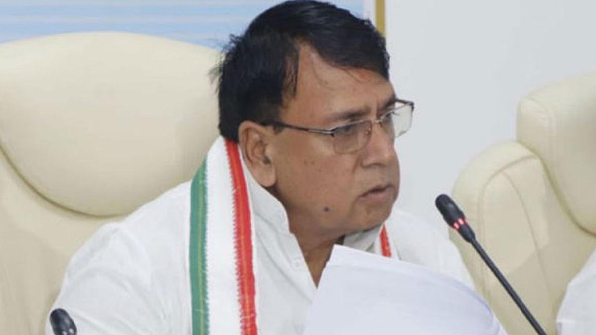 मंत्री पीसी शर्मा का बयान